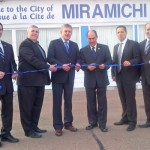 Newly-extended runway at Miramichi Airport now open for cargo service